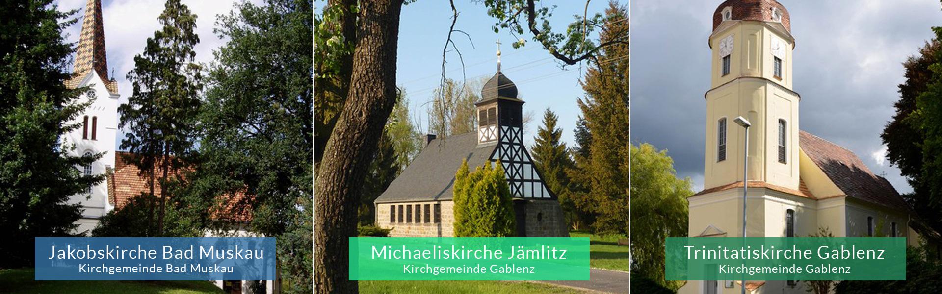 Kirchgemeinde Bad Muskau Gablenz