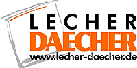 Lecher Dächer Logo