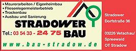 Stradower Bau Logo