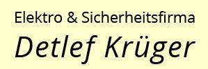 Elektro & Sicherheitsfirma Detlef Krüger