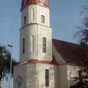 Festgottesdienst Kirchturmsanierung Gablenz 13.11.2019