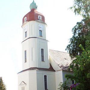 Evangelische Kirchgemeinde Bad Muskau Gablenz Kirche 2020