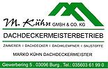Dachdeckerbetrieb M. Kühn Logo