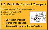 Gerüstbau und Transport Logo