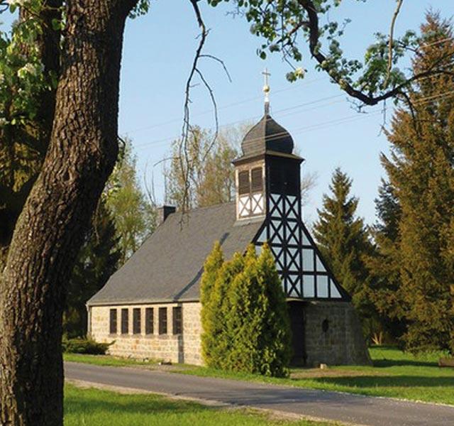 Michaeliskirche Kirchengemeinde Gablenz