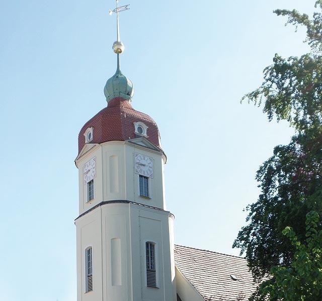 Trinitatiskirche Kirchengemeinde Gablenz